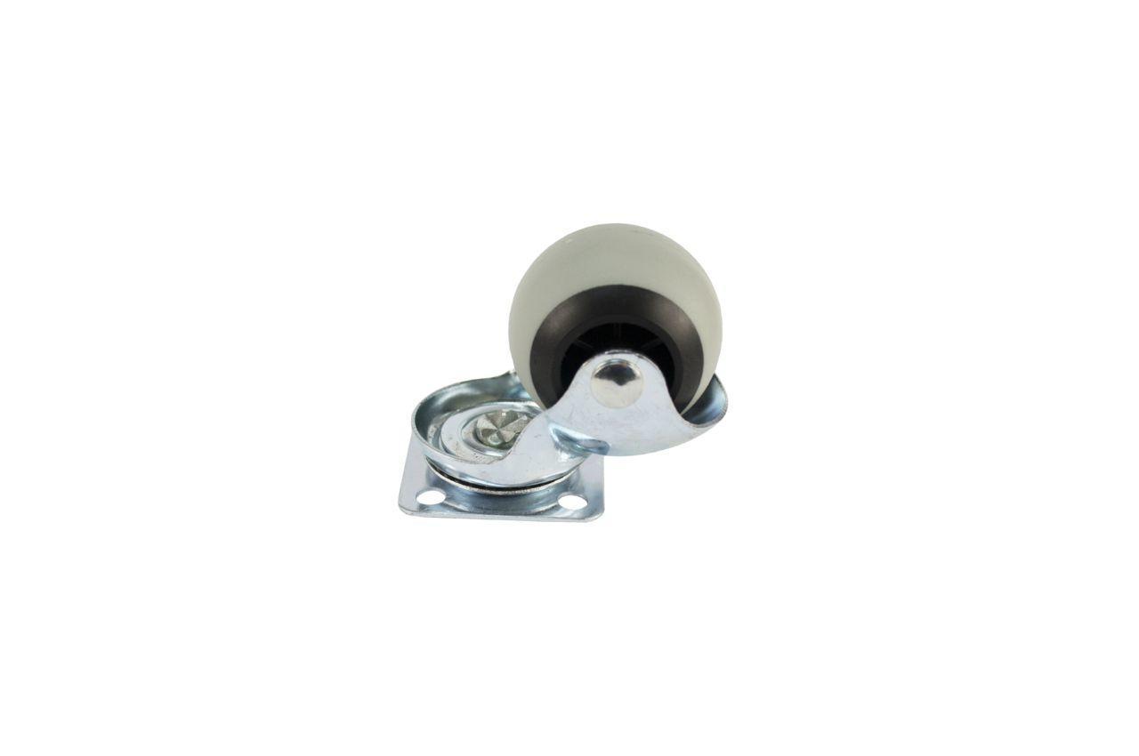Опора колесная FZB - 40 мм, шар, 3-016-001