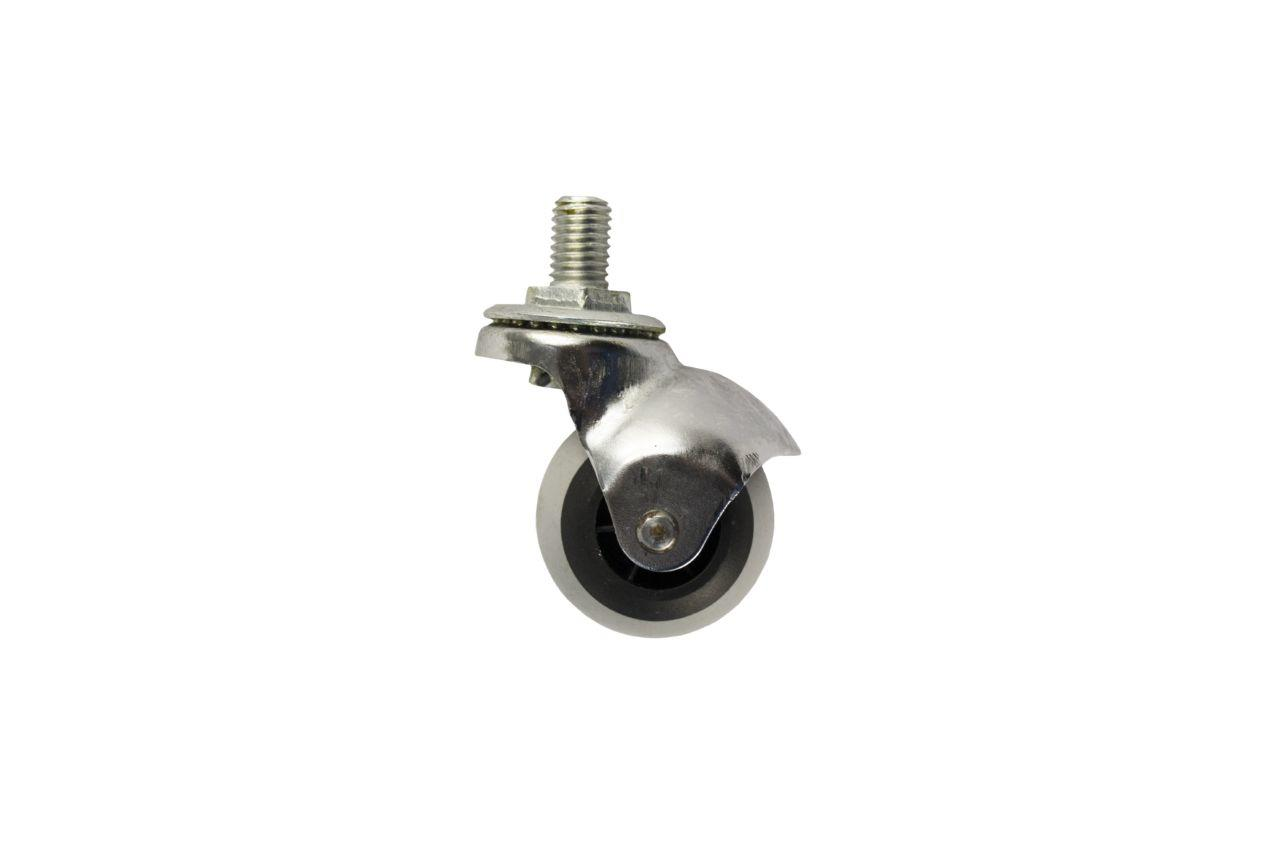 Опора колесная FZB - 40 мм, шар, резьба М10