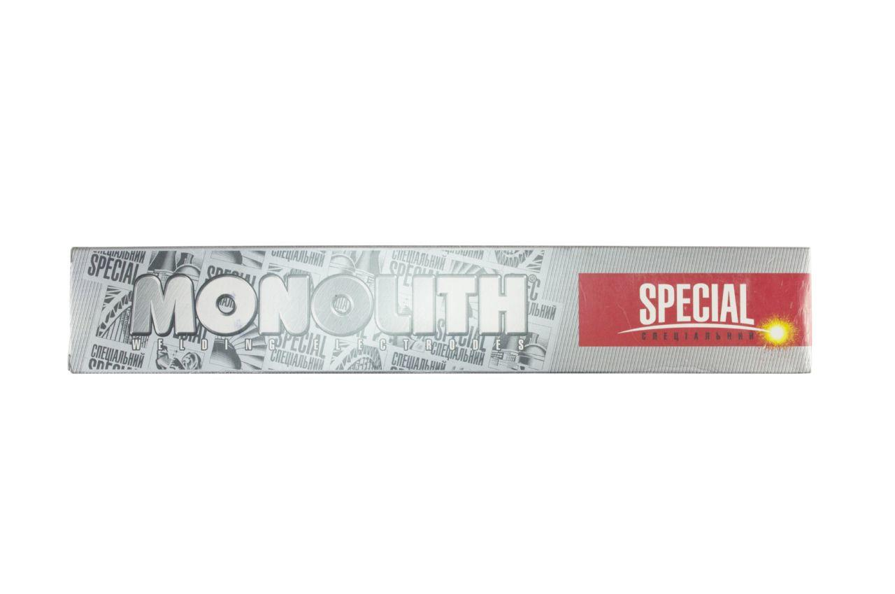 Электроды PlasmaTec - Monolith (ЦЧ-4) 4 мм x 1 кг