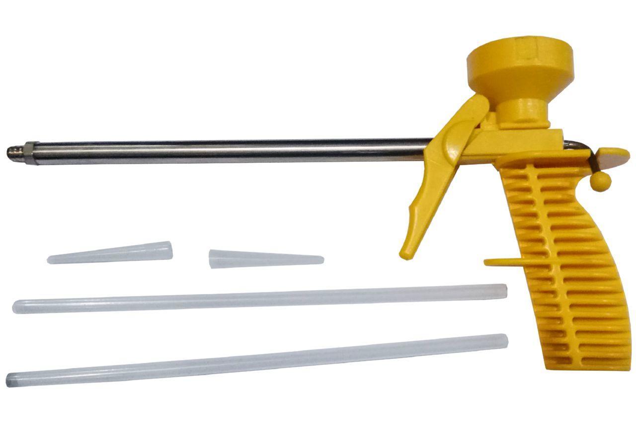 Пистолет для пены Сила - 230 мм, пластик
