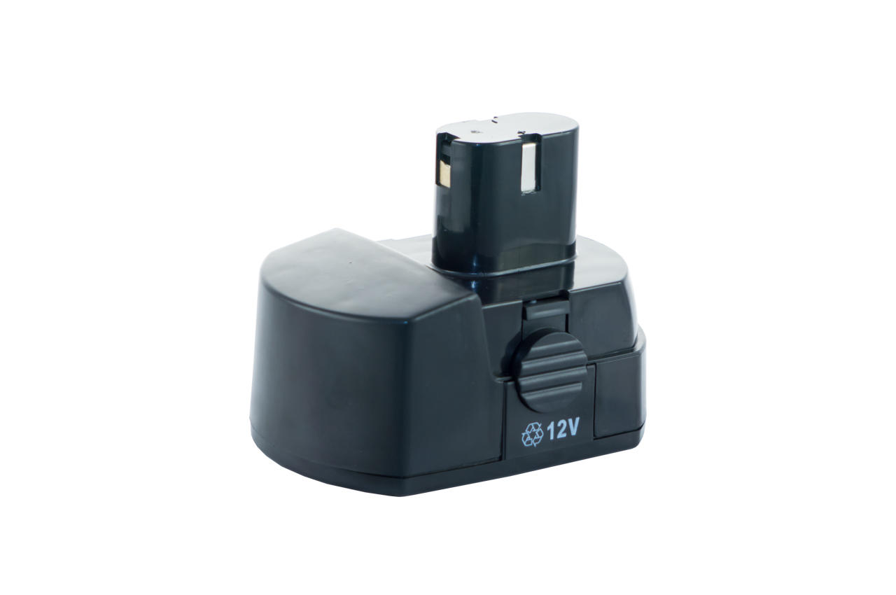 Аккумулятор для шуруповерта Асеса - 12В Ni-Cd каблук