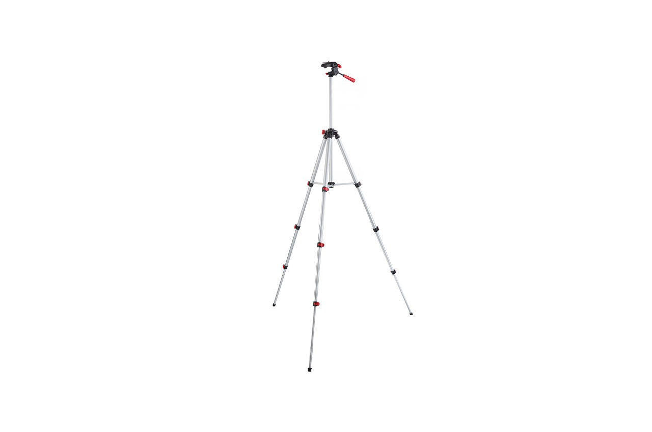 Штатив для лазерного уровня Intertool - 0,4 x 1,3 м, MT-3053