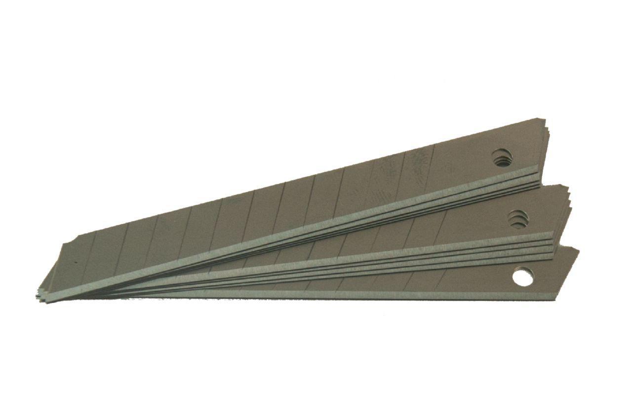 Лезвие сегментное Intertool - 9 мм (10 шт.)