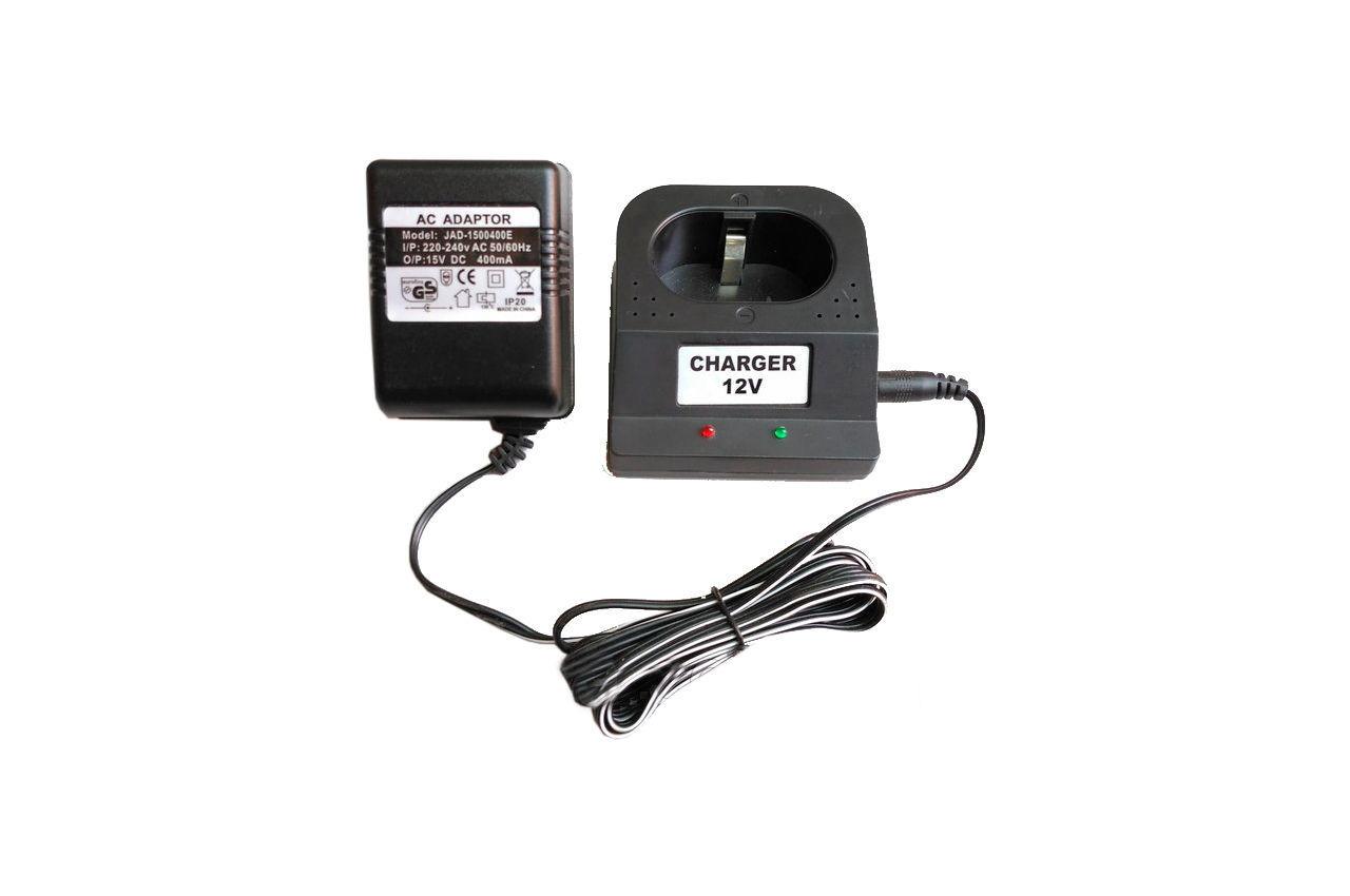 Зарядное устройство для аккумуляторных батарей шуруповерта Асеса - 12 В