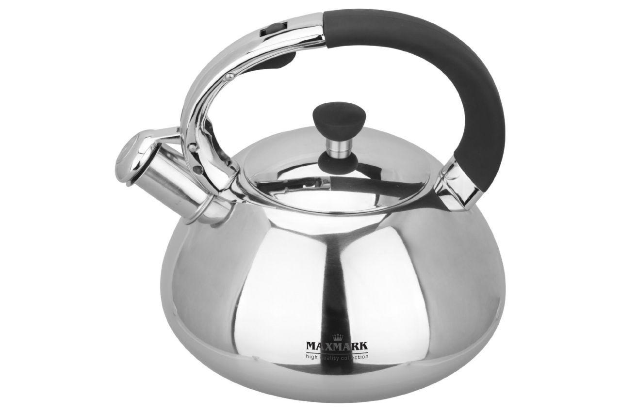 Чайник нержавеющий Maxmark - 3 л MK-1308B, MK-1308B