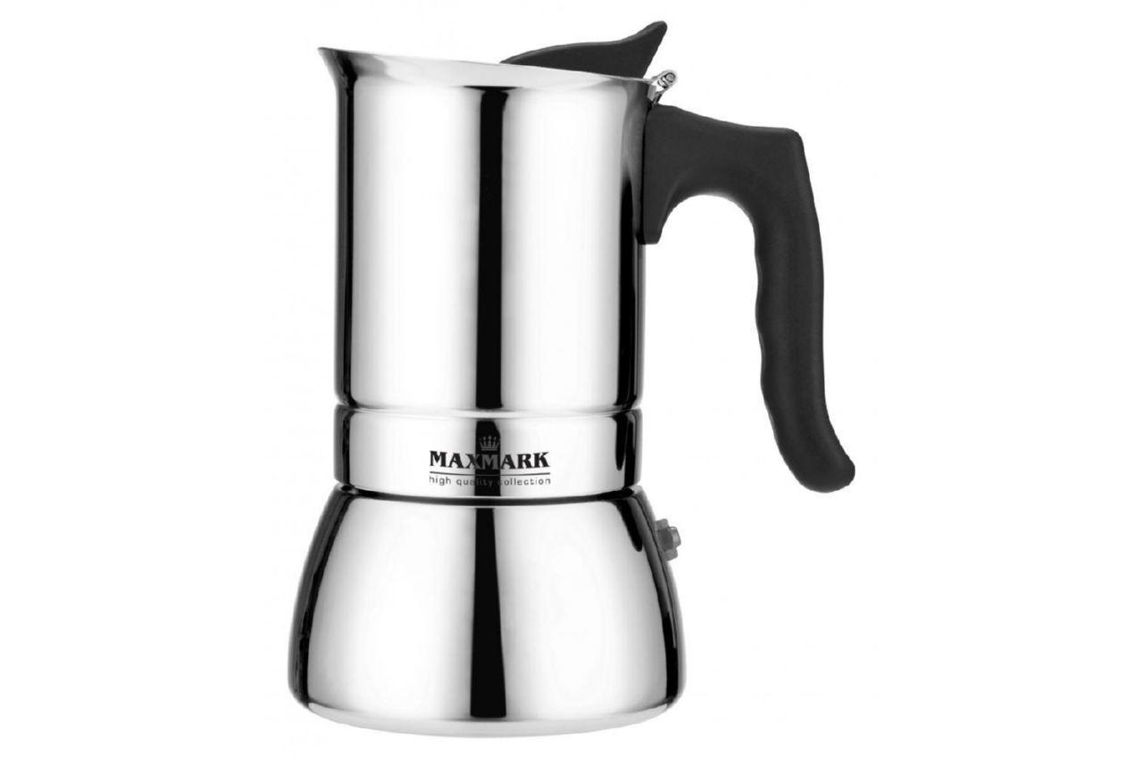 Кофеварка гейзерная Maxmark - 300 мл MK-S106, MK-S106