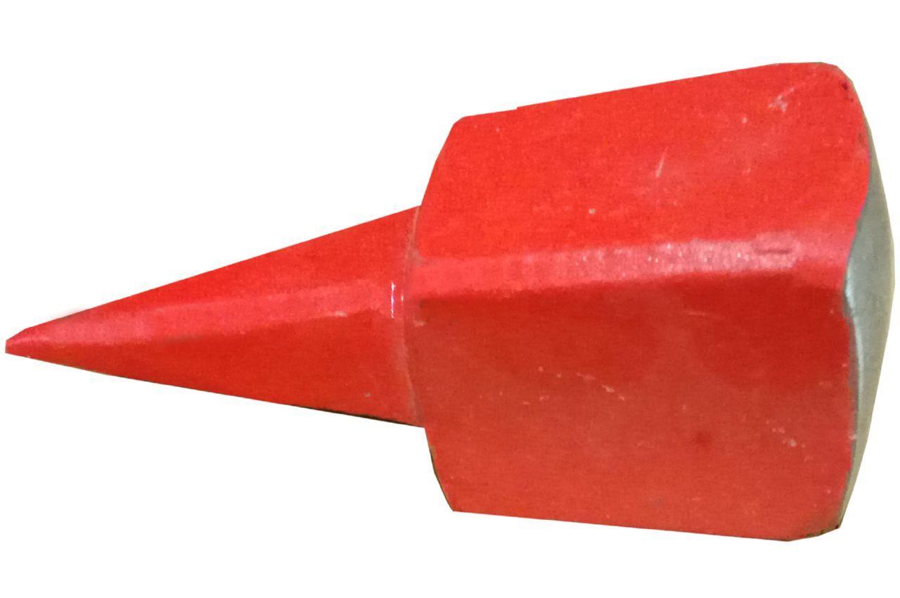 Бабка для косы ТМЗ - квадратная цветная