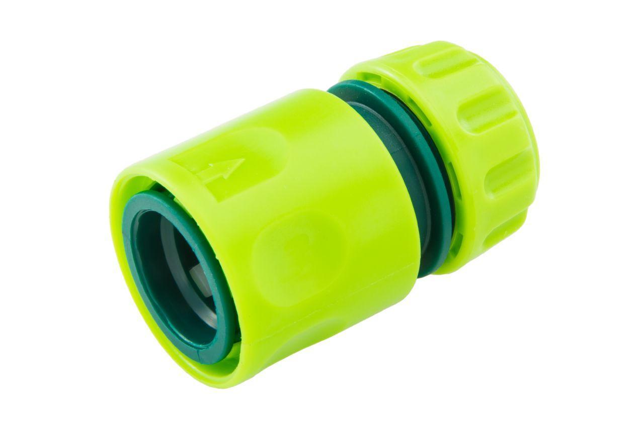 Коннектор для шланга Verto - 1/2'' x 1/2''