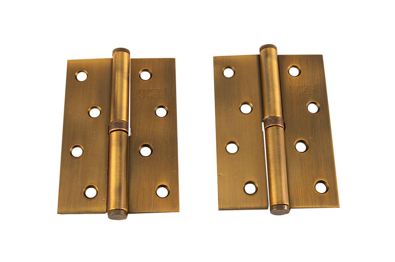 Петля дверная FZB - 75 x 62 мм AC-L (2 шт.)