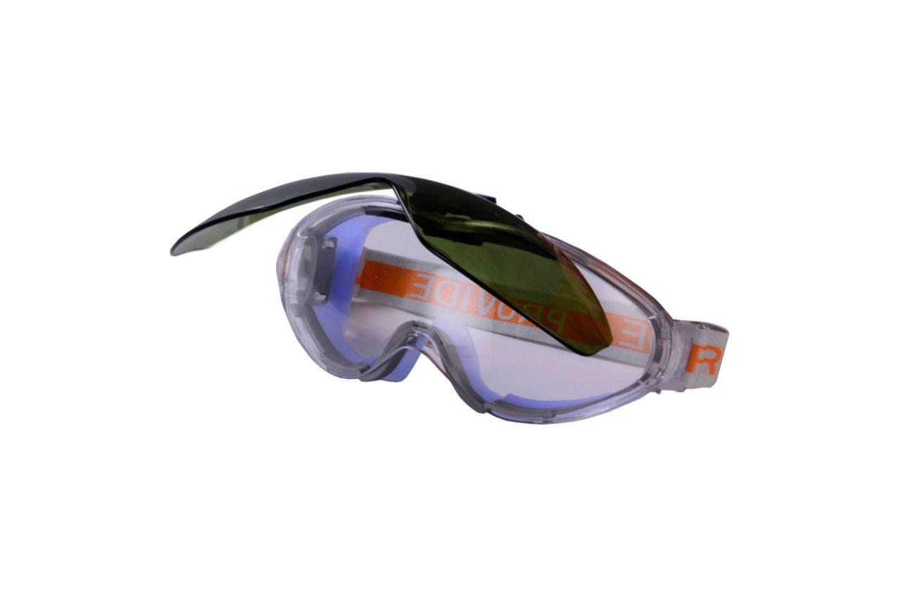 Очки защитные Vita - Provaid поликарбонатное стекло + линза DIN6