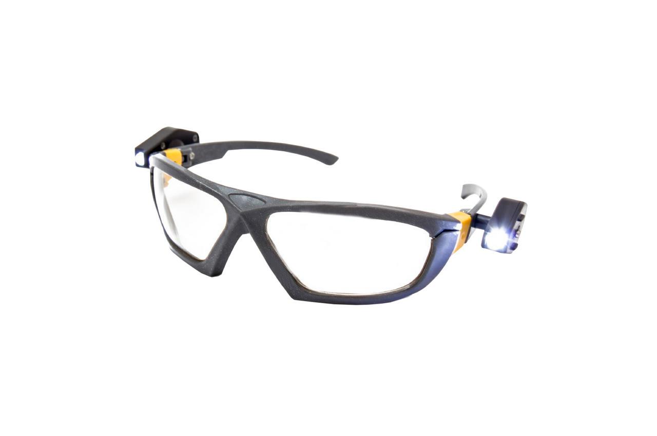 Очки защитные Vita - с 2 фонариками