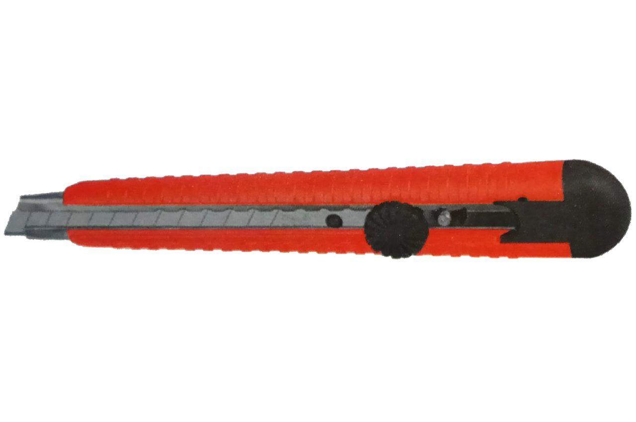 Нож Intertool - 9 мм, винтовой