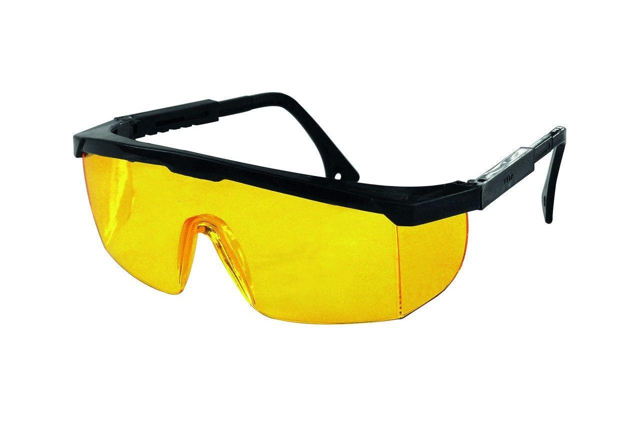 Очки защитные Mastertool - регулируемая дужка (прозрачные)