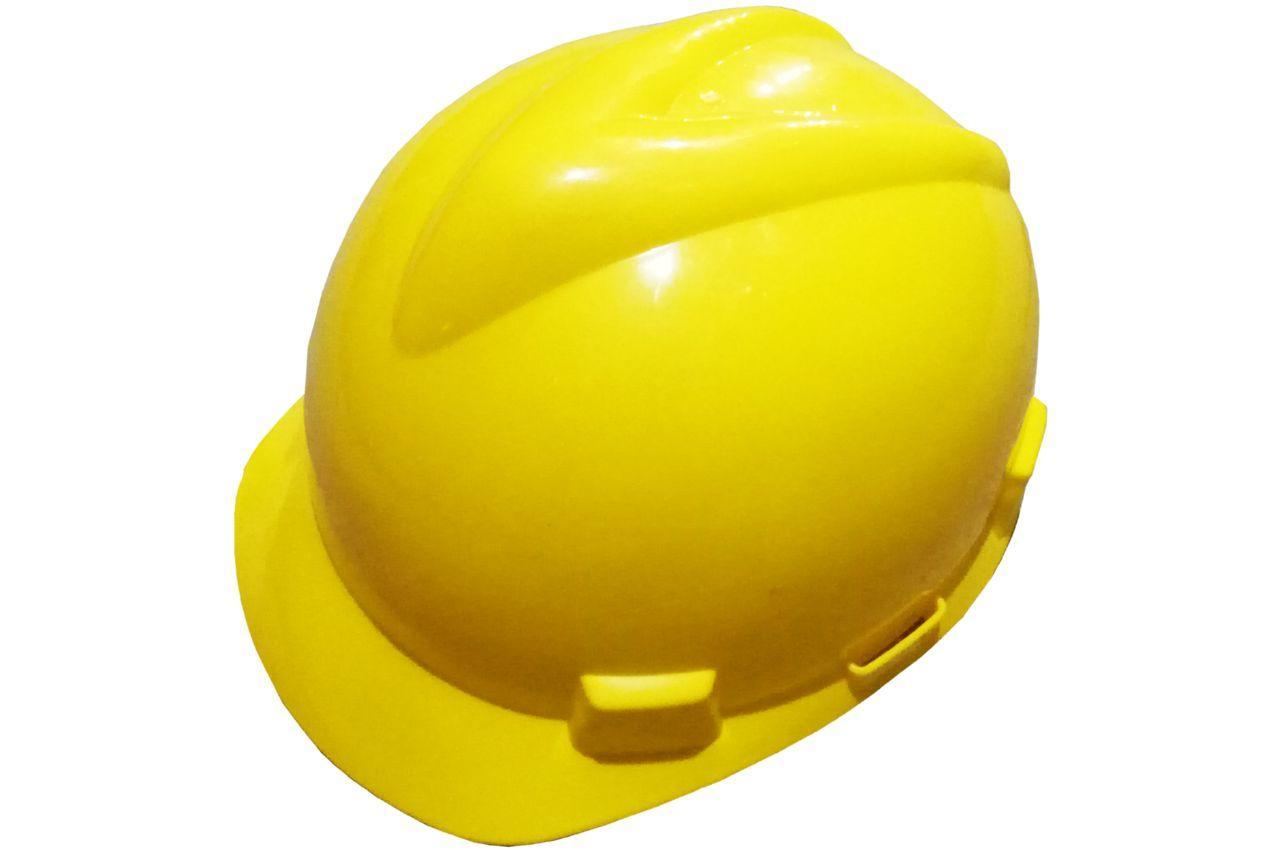 Каска строительная Mastertool - белая