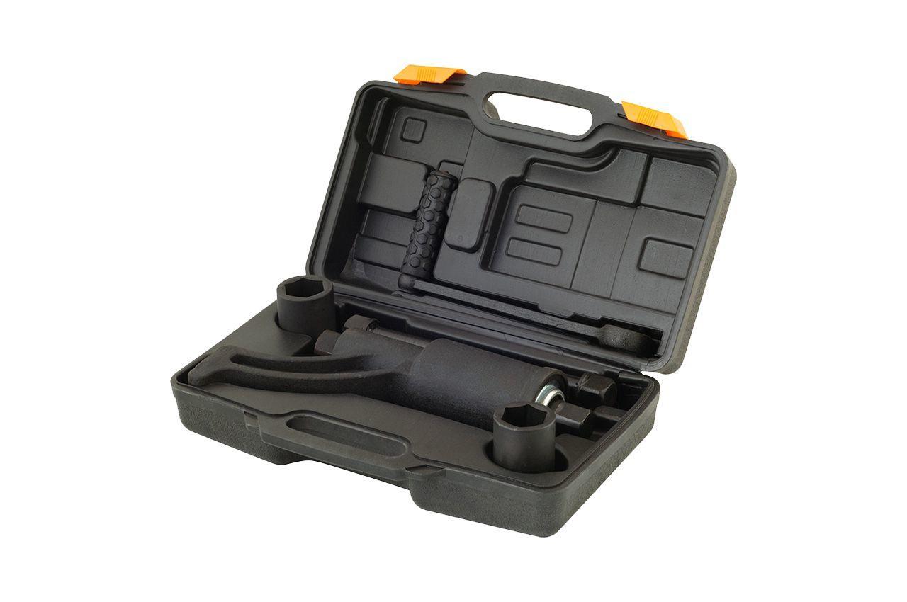Ключ баллонный роторный Miol - 380 мм x 1:65 x 4800 Н/м