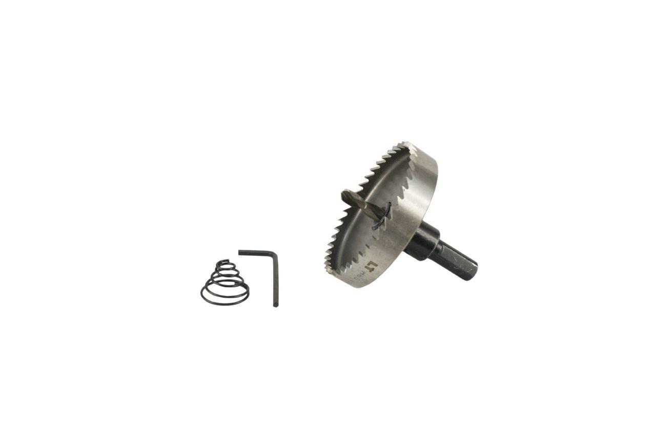 Фреза корончатая по металлу LT - 65 мм, 130-065