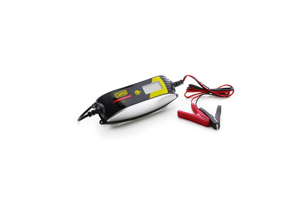 Зарядное устройство Сила - 6-12В x 4А импульсное