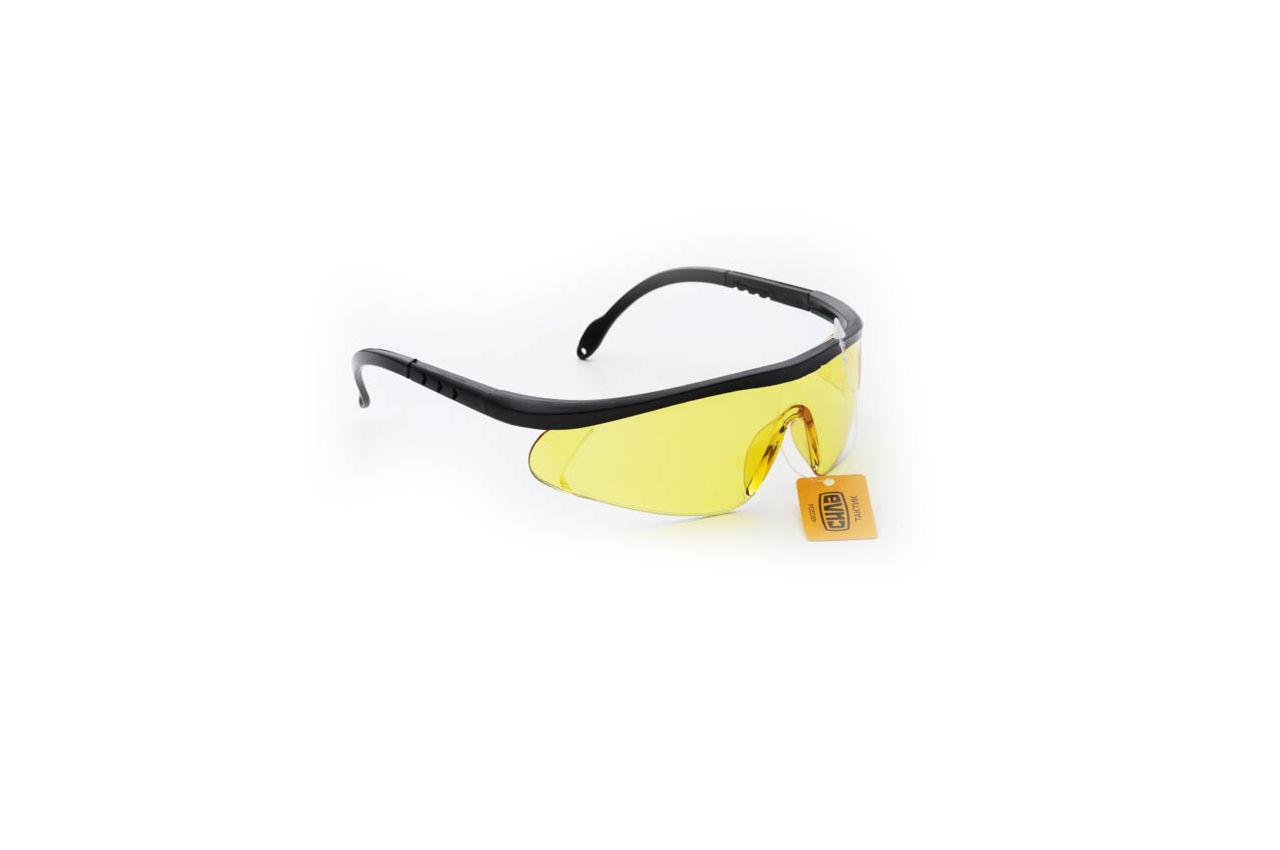 Очки защитные Сила - тактик желтые
