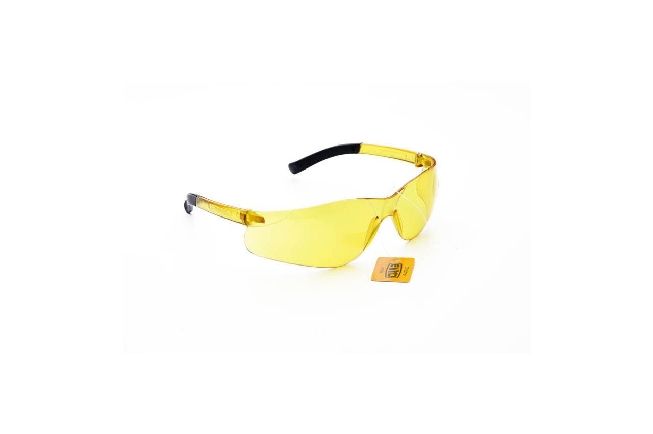Очки защитные Сила - рапид желтые