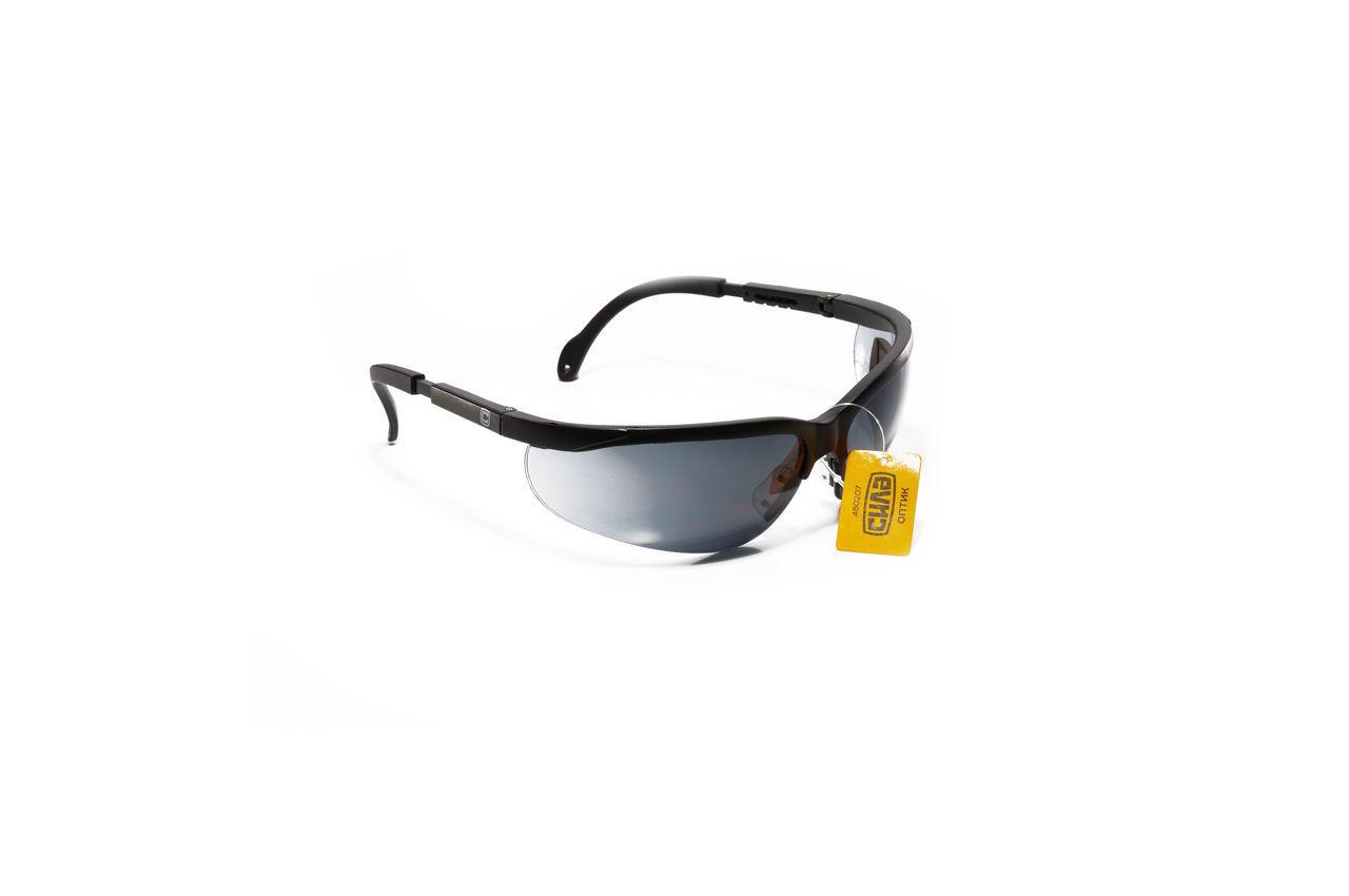 Очки защитные Сила - оптик тонированные