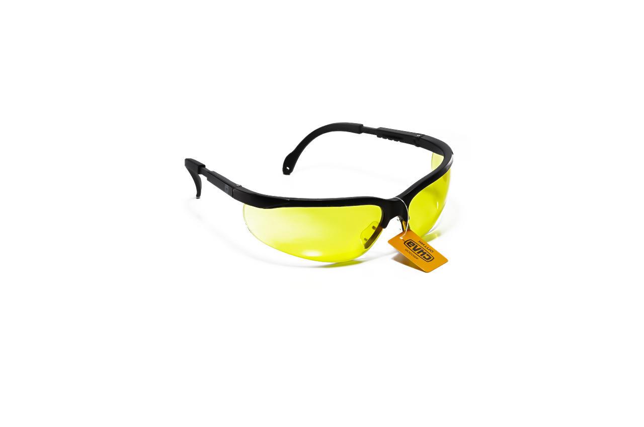 Очки защитные Сила - оптик желтые