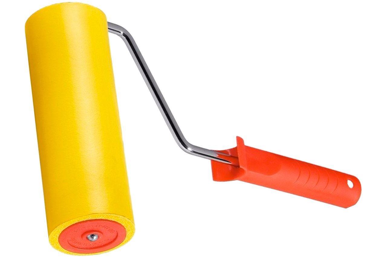 Валик прижимной LT - 6 х 30 х 50 мм с ручкой