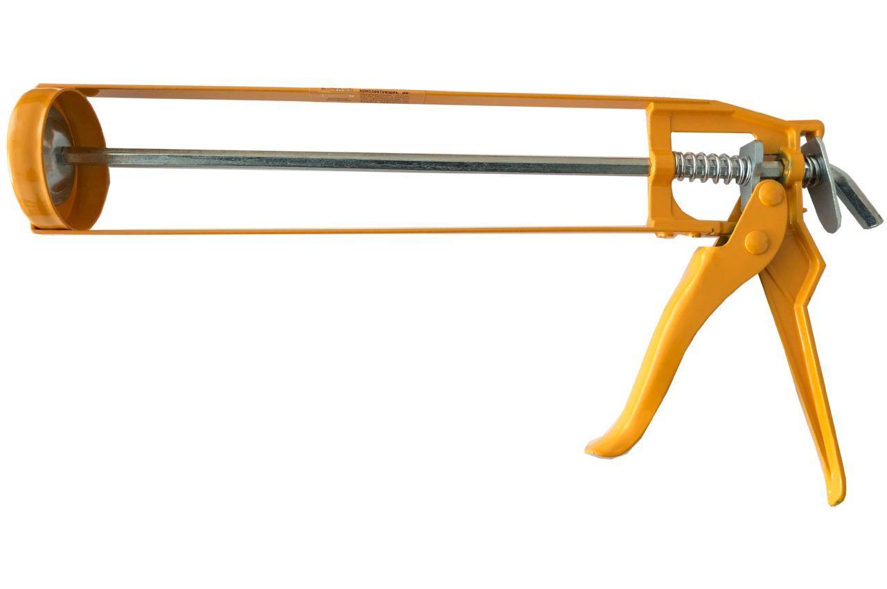 Пистолет для силикона LT - 225 мм скелетный