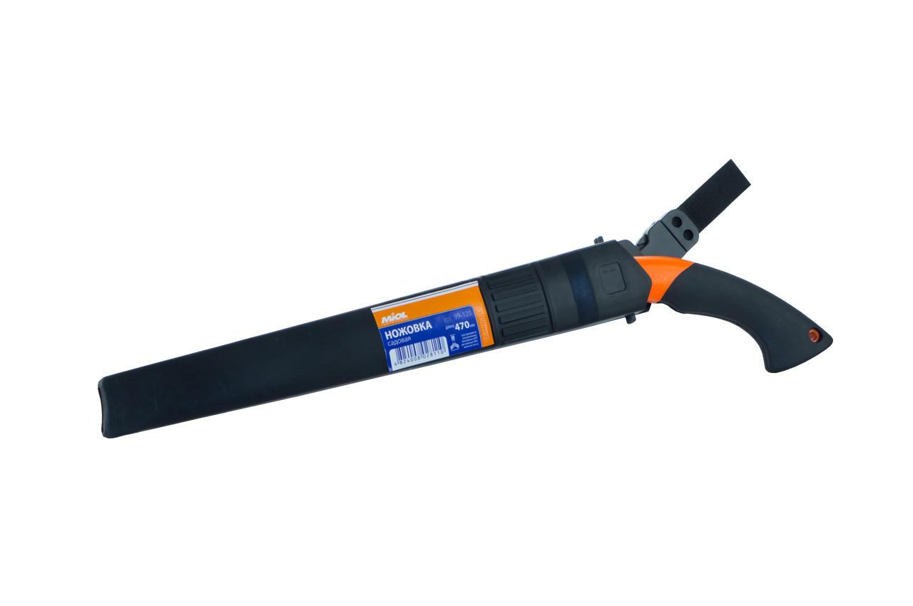 Ножовка садовая Miol - 470 мм x 7T x 1