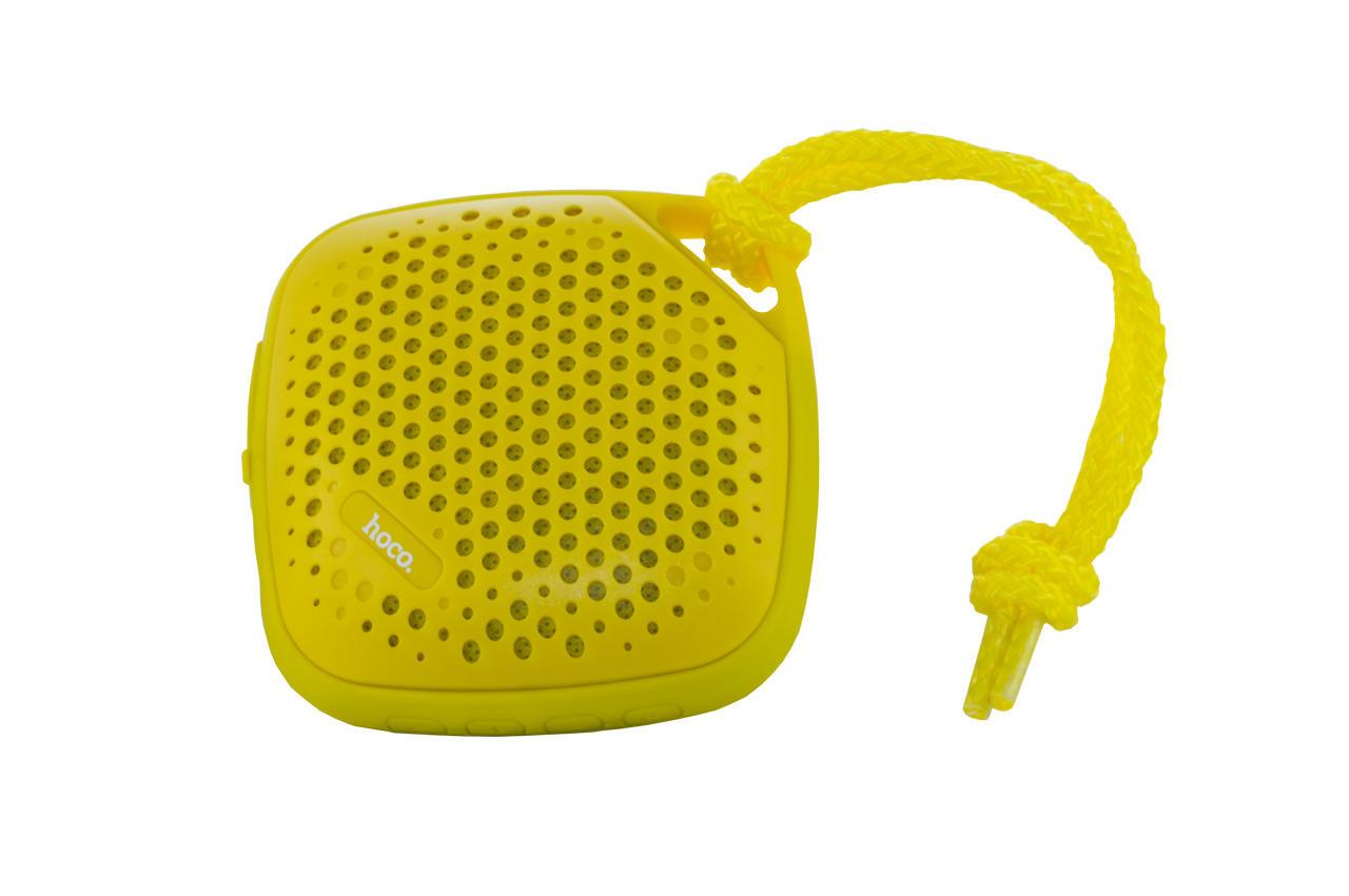 Колонка портативная Hoco - BS1 Yellow
