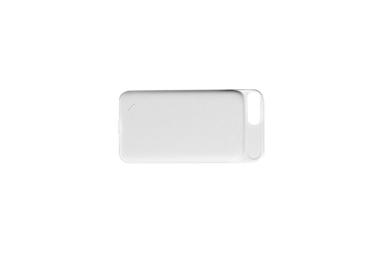 Повербанк-чехол Hoco - BW3 4000 mAh White для iPhone 6+/6s+/7+, 7-00579_2