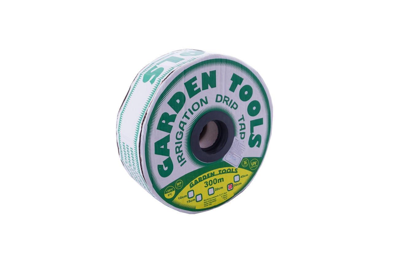 Лента капельного полива Garden Tools - 0,15 x 300 мм x 300 м