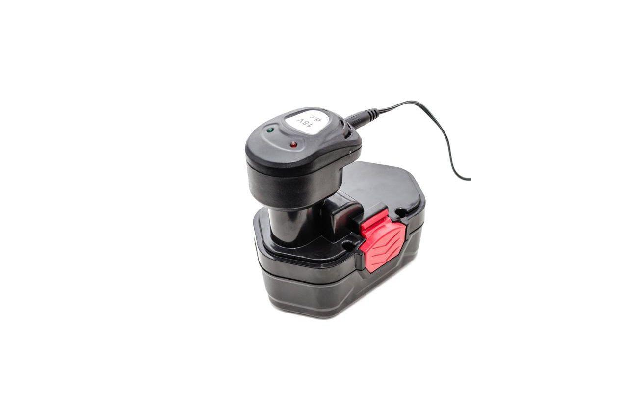 Шуруповерт аккумуляторный Intertool - 18 В DT-0312