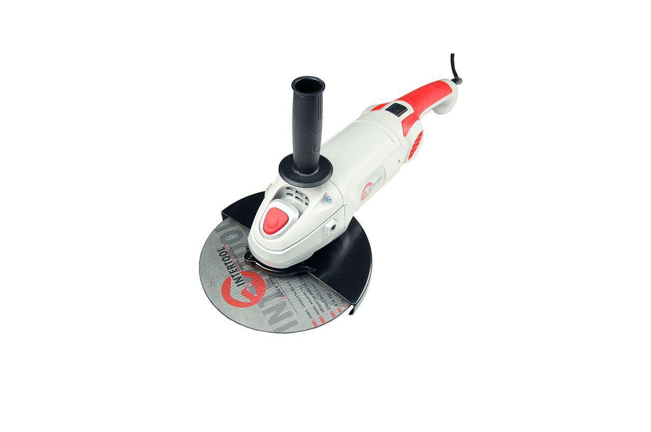 Угловая шлифмашина Intertool - 2000Вт х 230 мм
