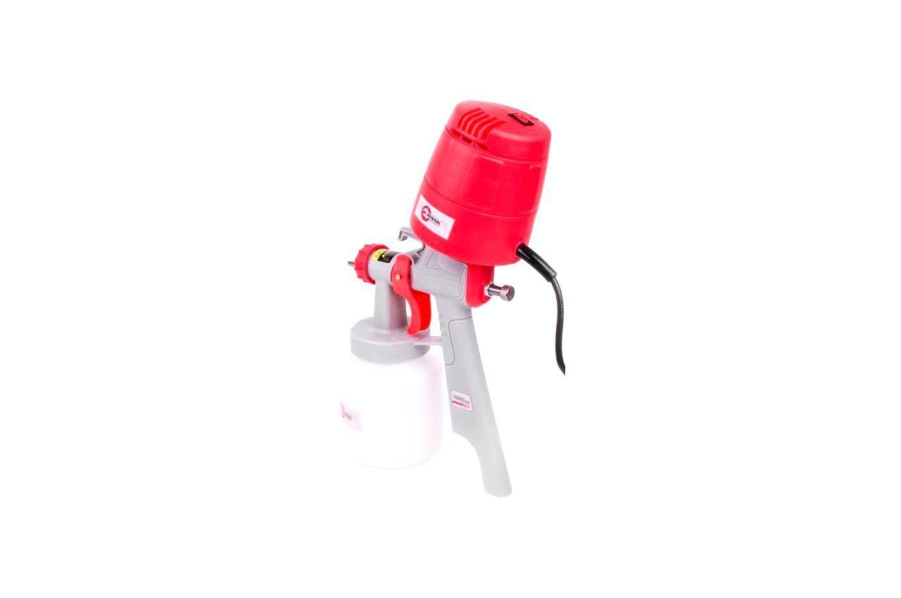 Краскопульт электрический HVLP Intertool - 450Вт x 1000 мл