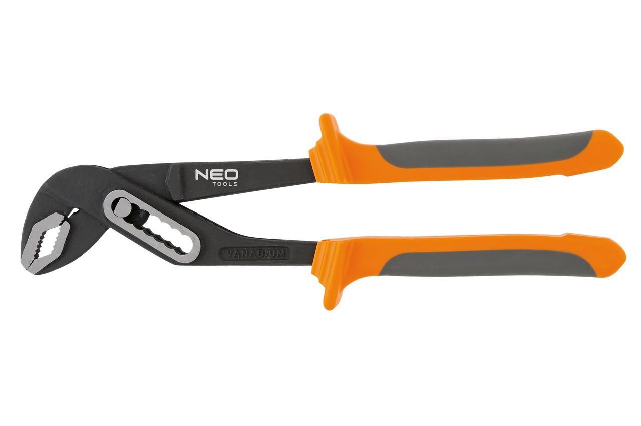 Клещи трубные NEO - 250 мм (0-36 мм)
