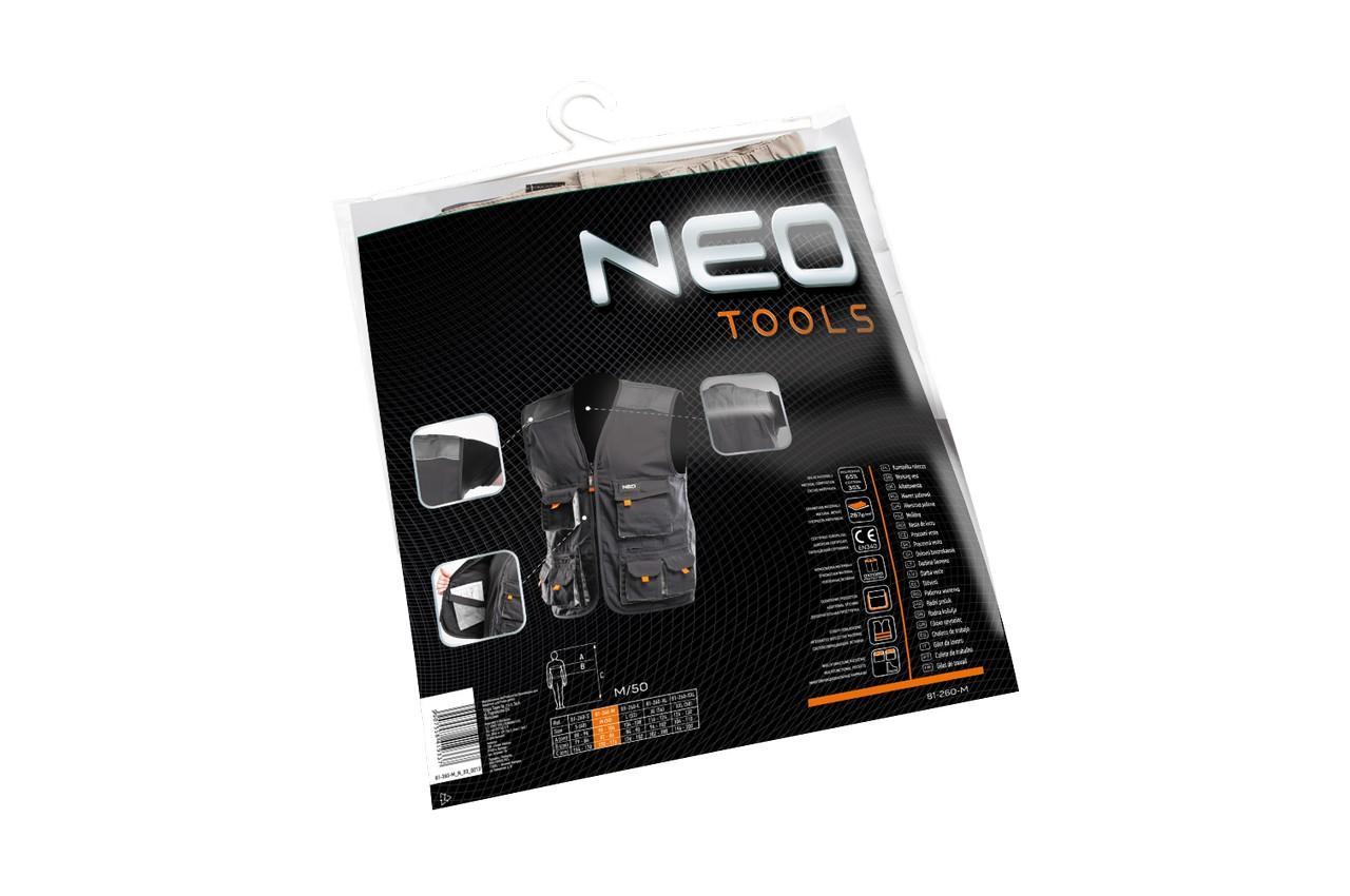 Жилет рабочий NEO - M/50