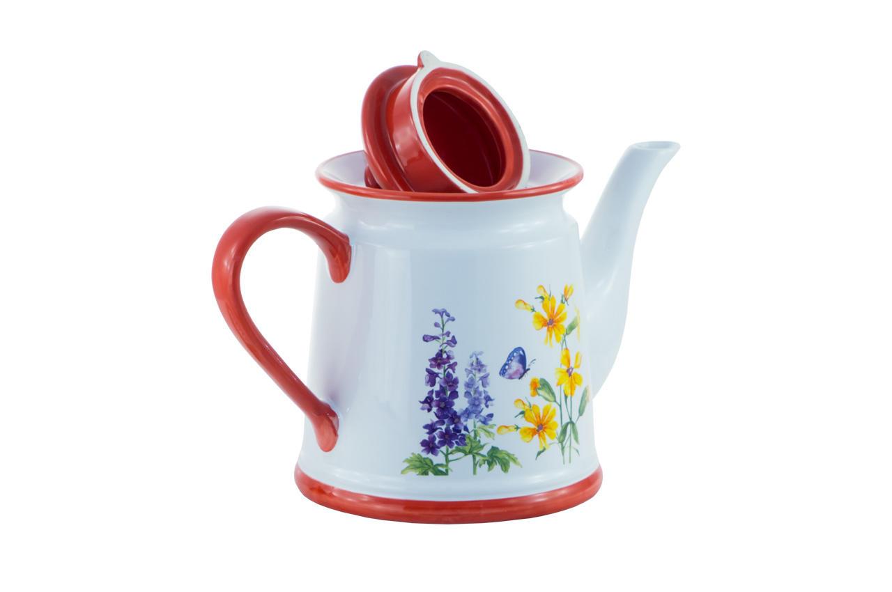 Чайник-заварник керамический Maestro - 800 мл Flora