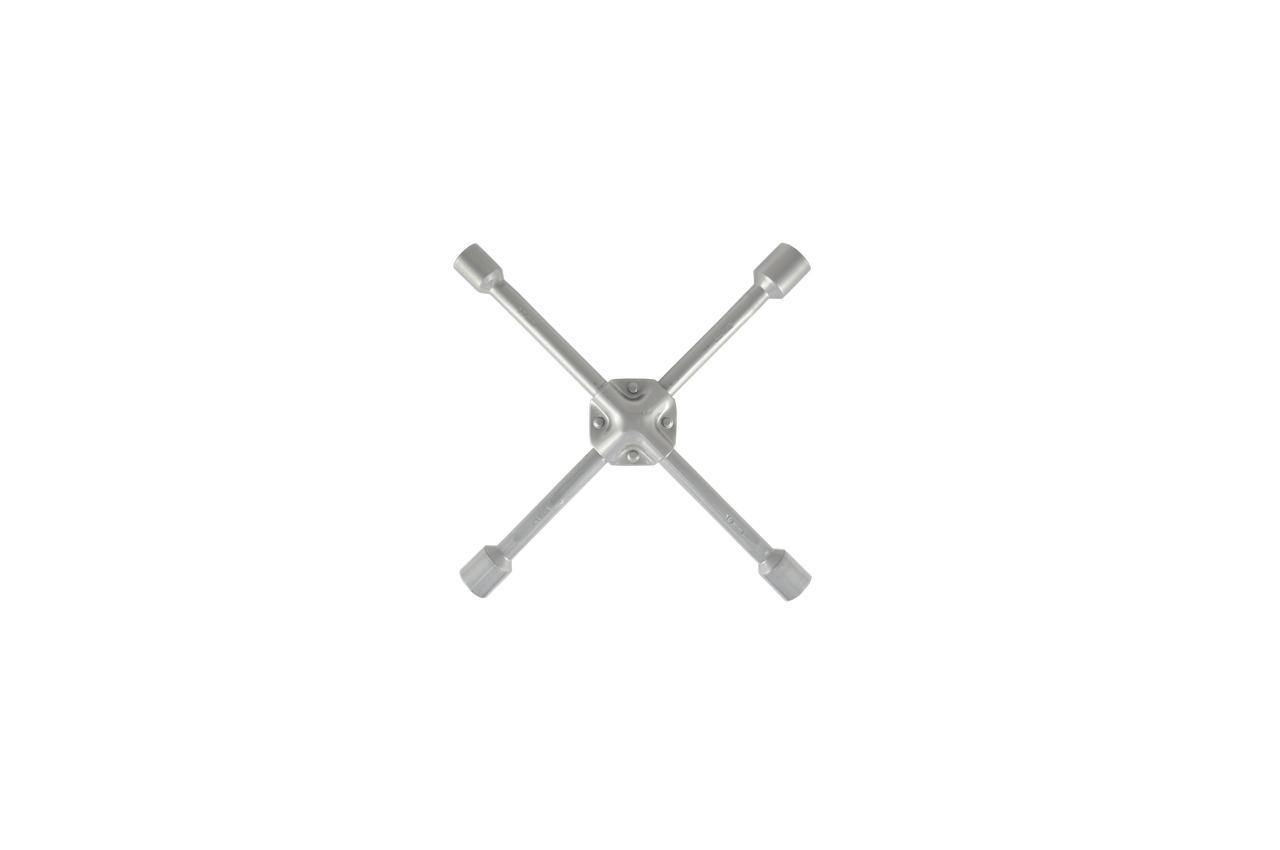 Ключ баллонный крестообразный Сила - 17 x 19 x 21 x 1/2