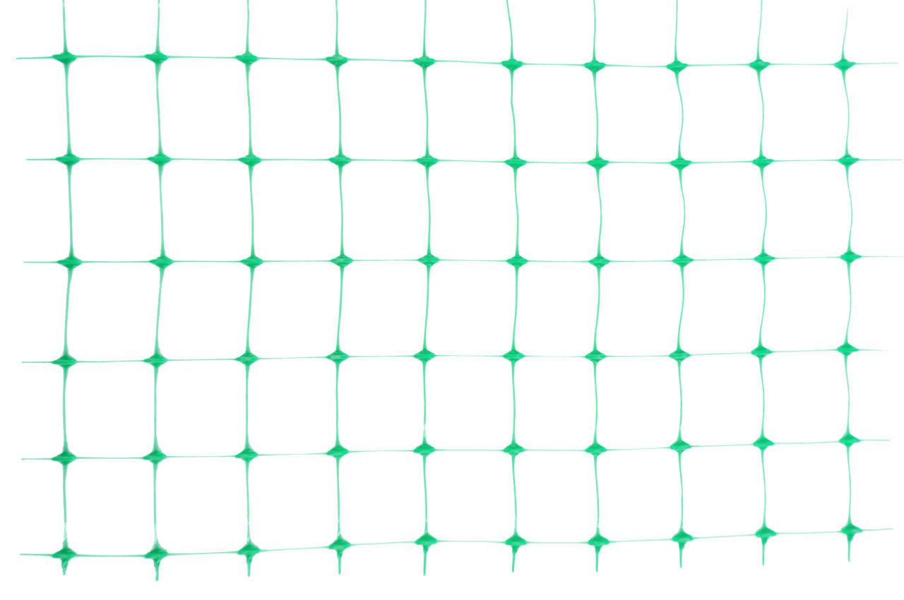 Сетка птичка Клевер - 0,5 x 100 м (30 x 35 мм) зеленая