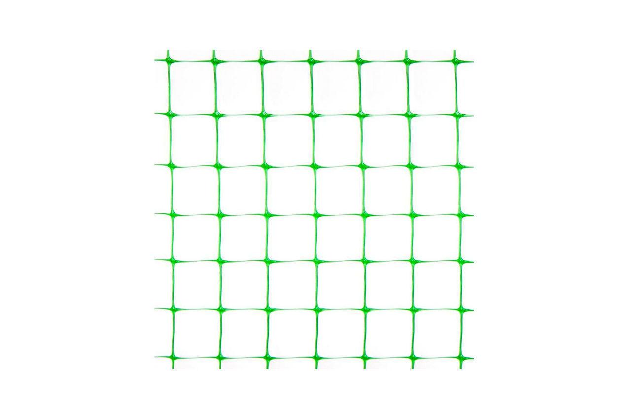 Сетка птичка Клевер - 1,0 x 100 м (12 x 14 мм) зеленая