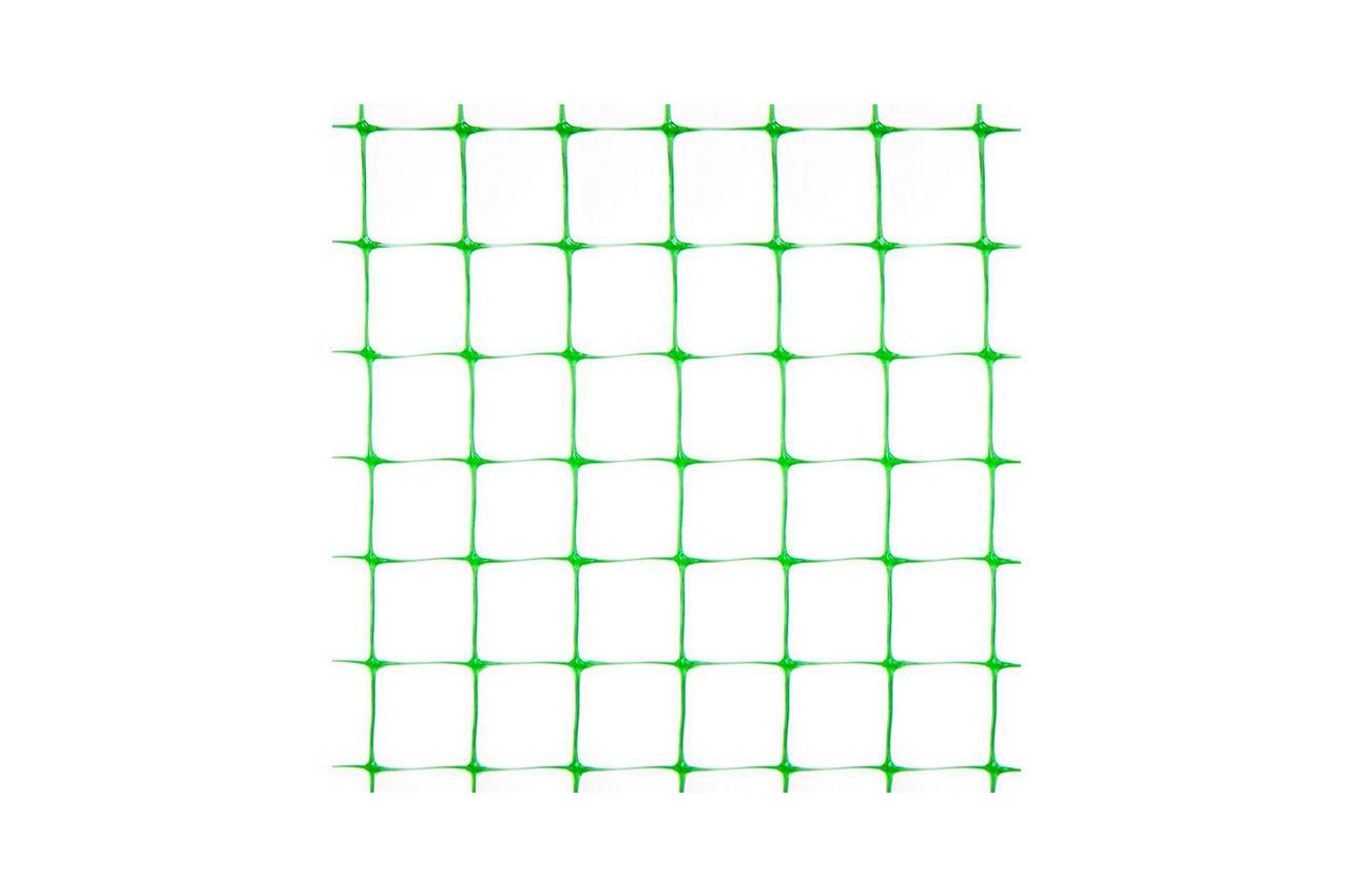 Сетка птичка Клевер - 2,0 x 100 м (12 x 14 мм) зеленая