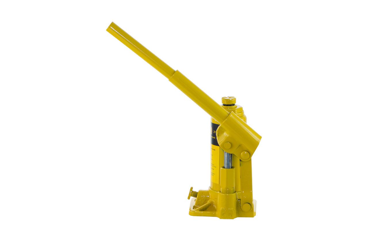 Домкрат гидравлический Сила - 2т x 308 мм, одноштоковый