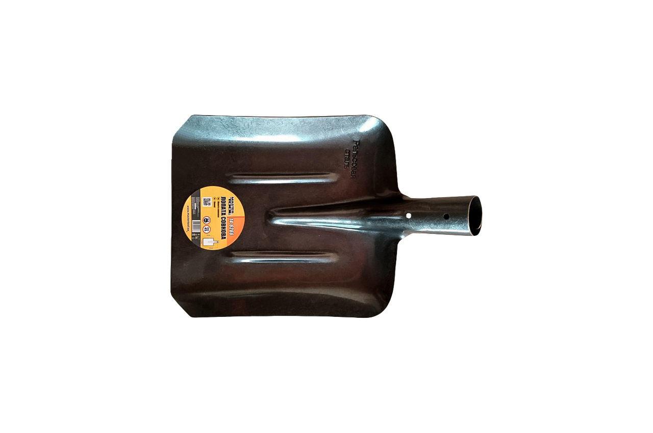 Лопата совковая Mastertool - 235 x 285 мм x 0,8 кг, лакированная