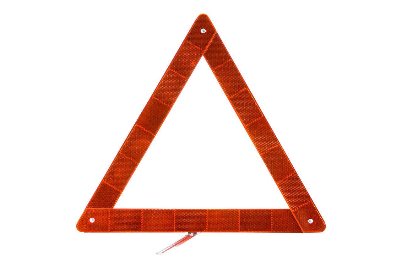 Знак аварийной остановки Сила - в картоне