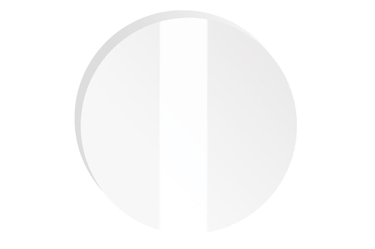 Стекло для сварочной маски Vita - 49,5 мм, прозрачное