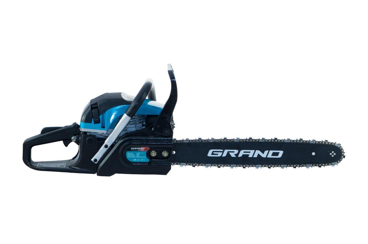 Пила бензиновая Grand - БП-4500 1ш+1ц, GRBP4500