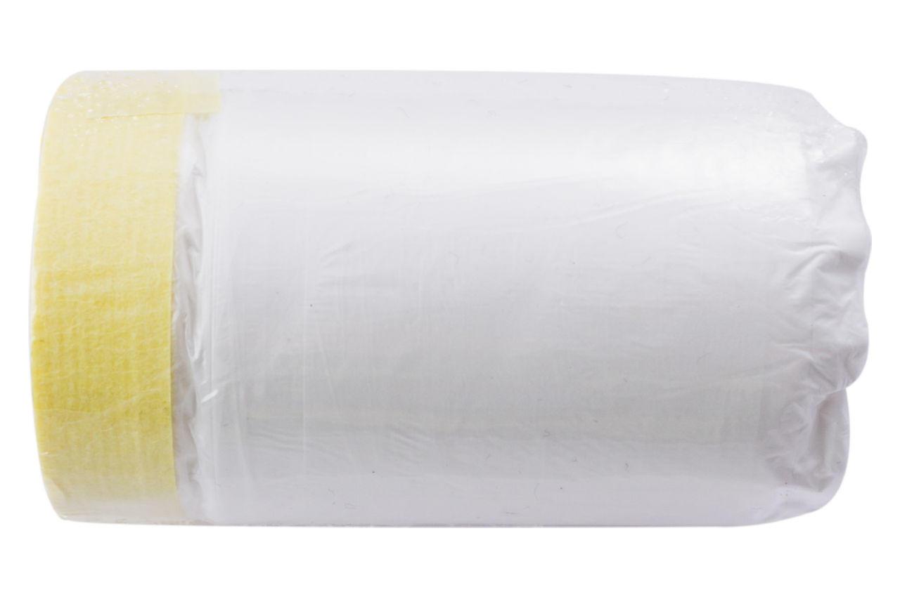Пленка защитная с малярной лентой Winner Pack - 0,55 х 20 м