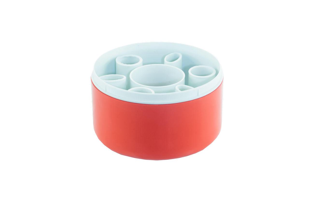 Подставка для зубных щеток HozPlast - 110 мм пластик 5 шт.