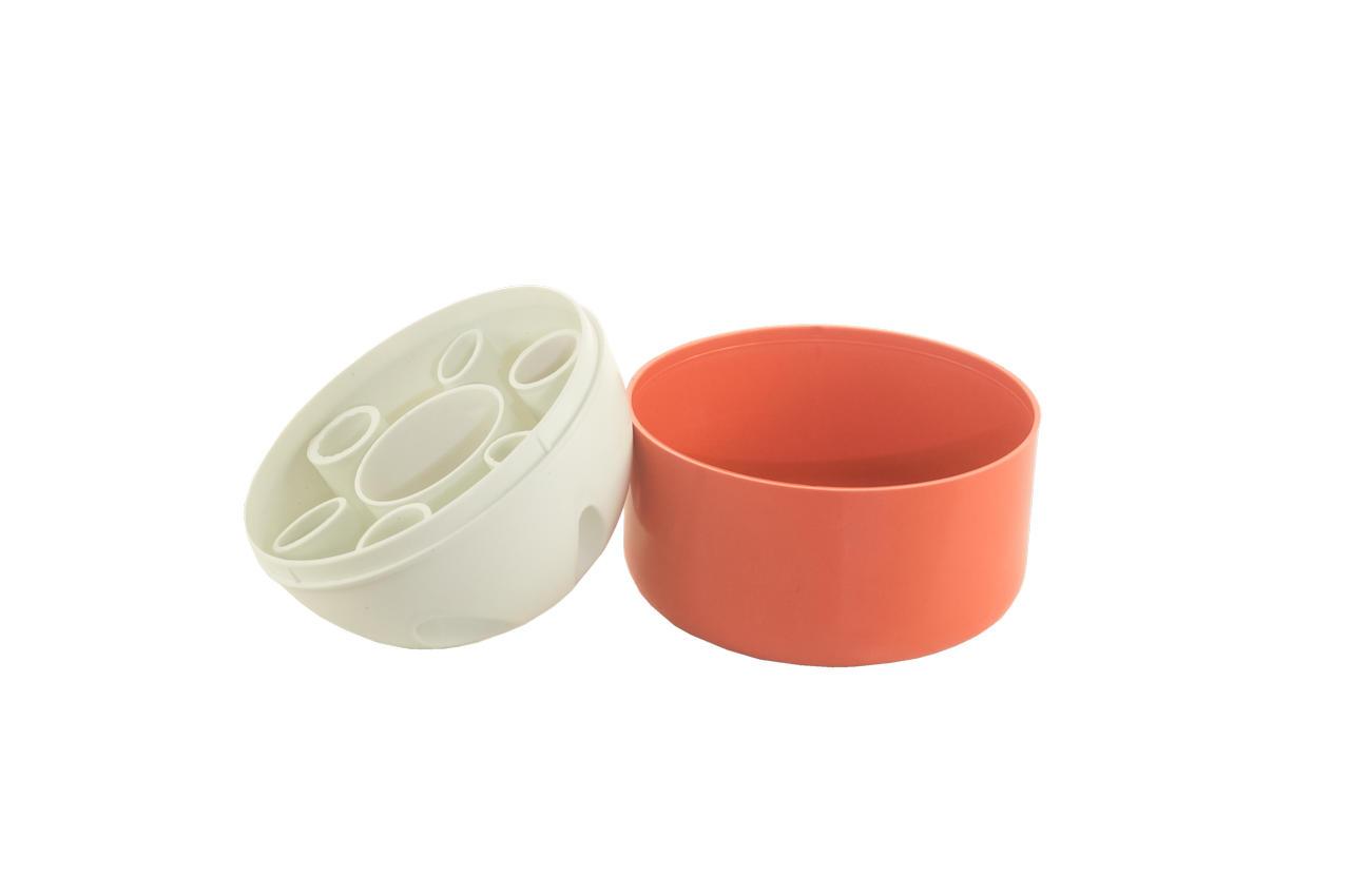 Подставка для зубных щеток HozPlast - 110 мм пластик