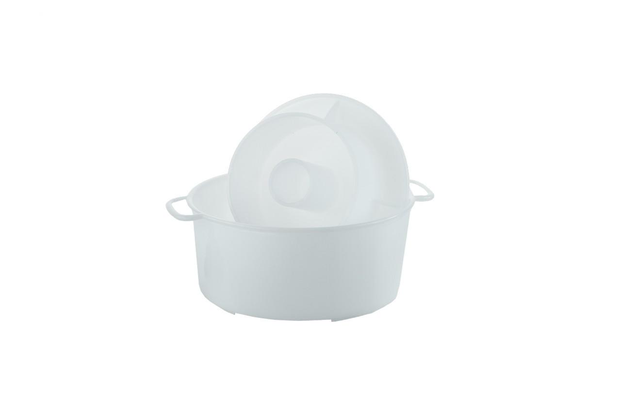 Форма для твердых сыров HozPlast - 1 л